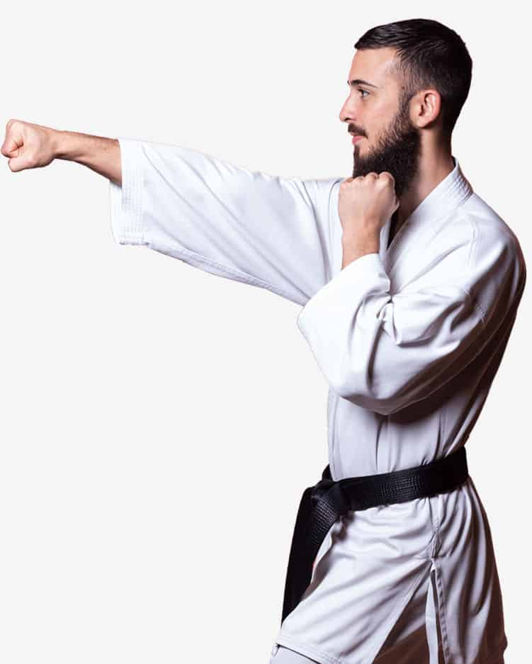 Nikolai Pourraki Karate
